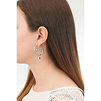 ear-rings woman jewellery Guess UBE82081