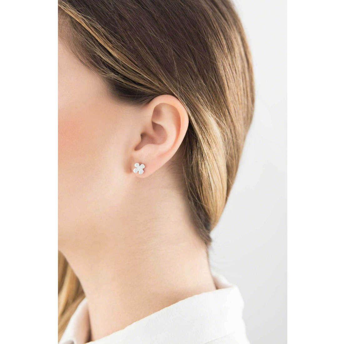 Jack&co earrings Dream woman JCE0324 indosso