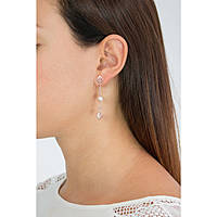 ear-rings woman jewellery Julie Julsen Petite JJER9850.4
