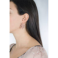 ear-rings woman jewellery Luca Barra Albero Della Vita LBOK869