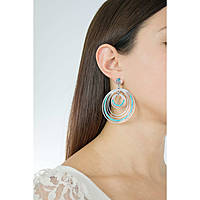 ear-rings woman jewellery Luca Barra LBOK591