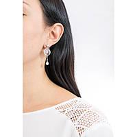 ear-rings woman jewellery Luca Barra LBOK895
