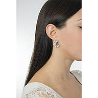 ear-rings woman jewellery Luca Barra Madelaine LBOK727