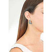 ear-rings woman jewellery Luca Barra Madelaine LBOK729