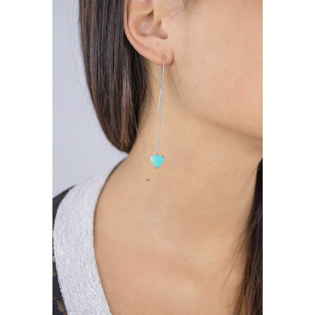 Marlù earrings woman 18OR024T indosso