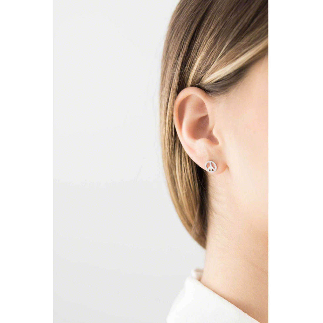 Marlù earrings My infinity woman 18OR005 indosso