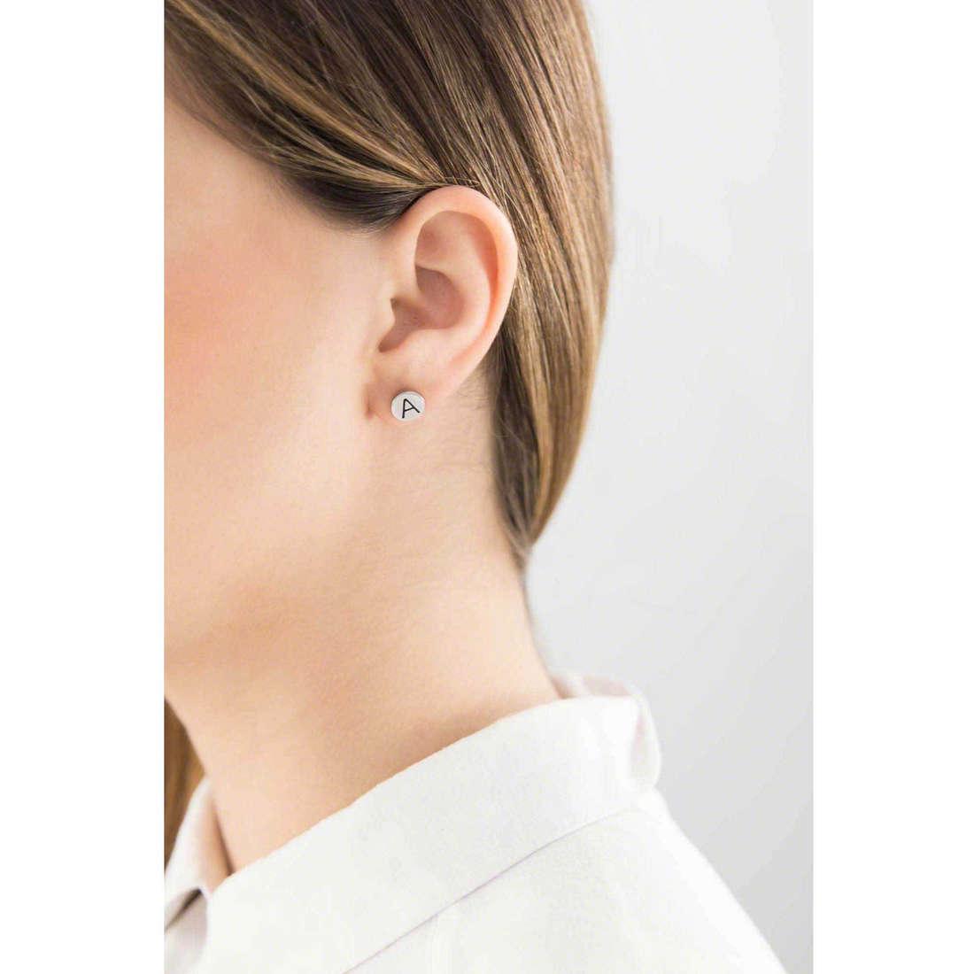 Marlù earrings Oui C'Est Moi woman 18OR022A indosso