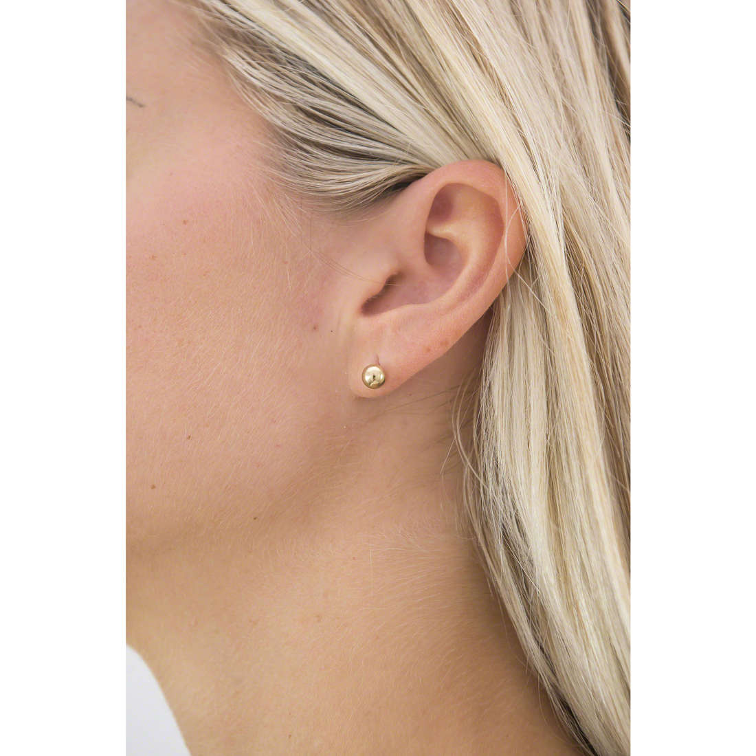 Marlù earrings Riflessi woman 5OR0040R-8 indosso