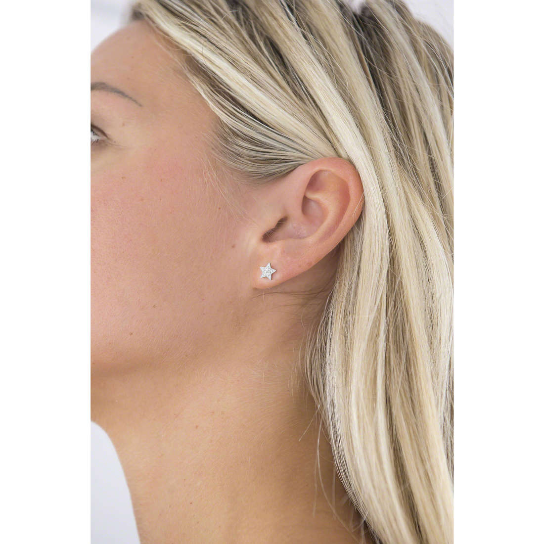 Marlù earrings Time To woman 18OR031 indosso