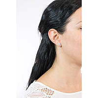 ear-rings woman jewellery Melitea Un Pensiero Per Te MO102