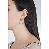 ear-rings woman jewellery Morellato Cosmo SAKI11