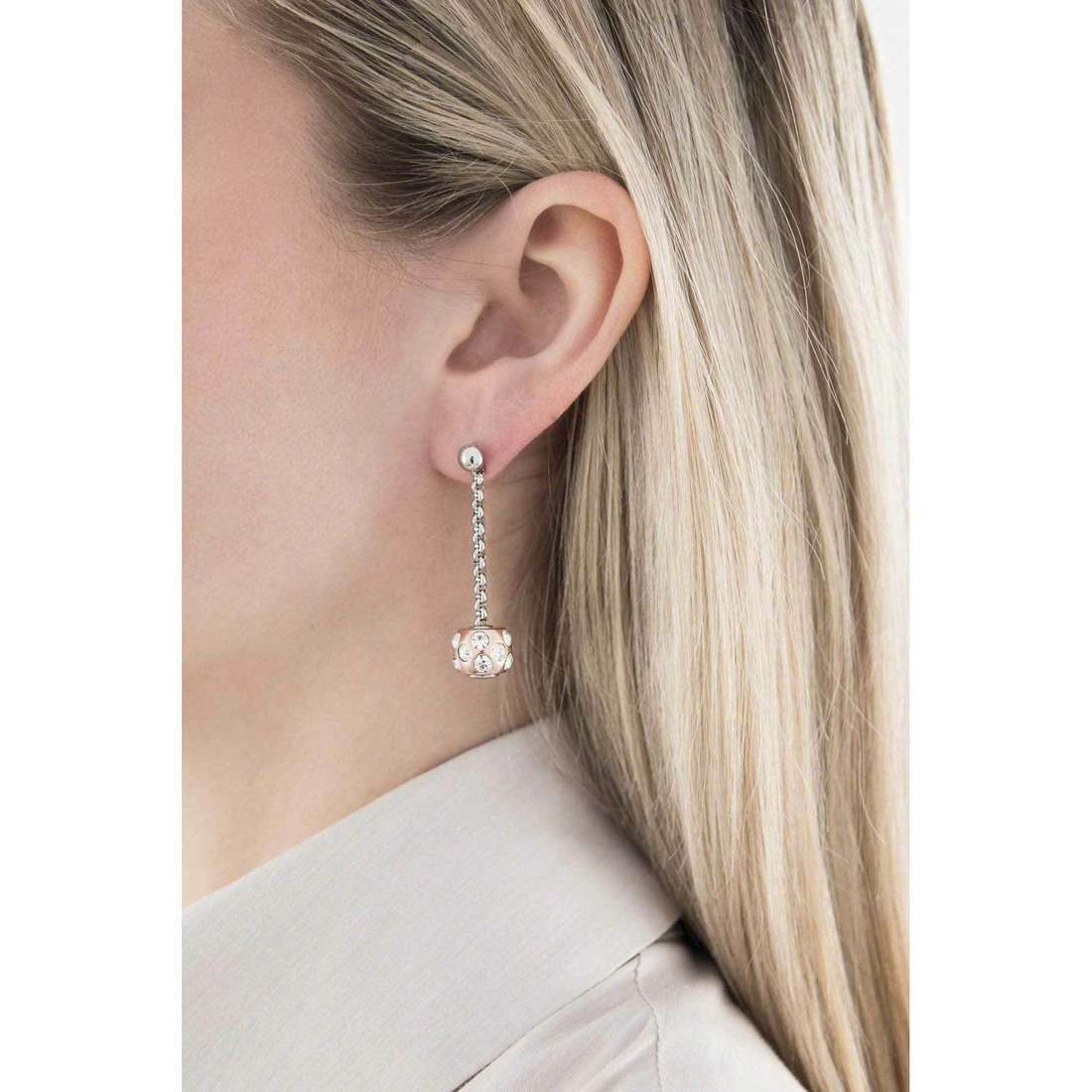 Morellato earrings Drops woman SCZ413 indosso