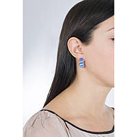 ear-rings woman jewellery Morellato Gemma SAKK08