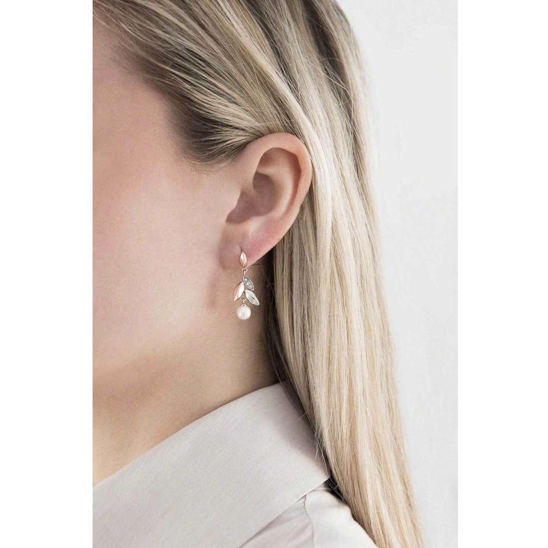 Morellato earrings Gioia woman SAER13 indosso