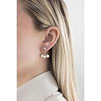 ear-rings woman jewellery Morellato Lunae SADX10