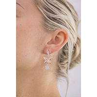 ear-rings woman jewellery Morellato Natura SAHL04