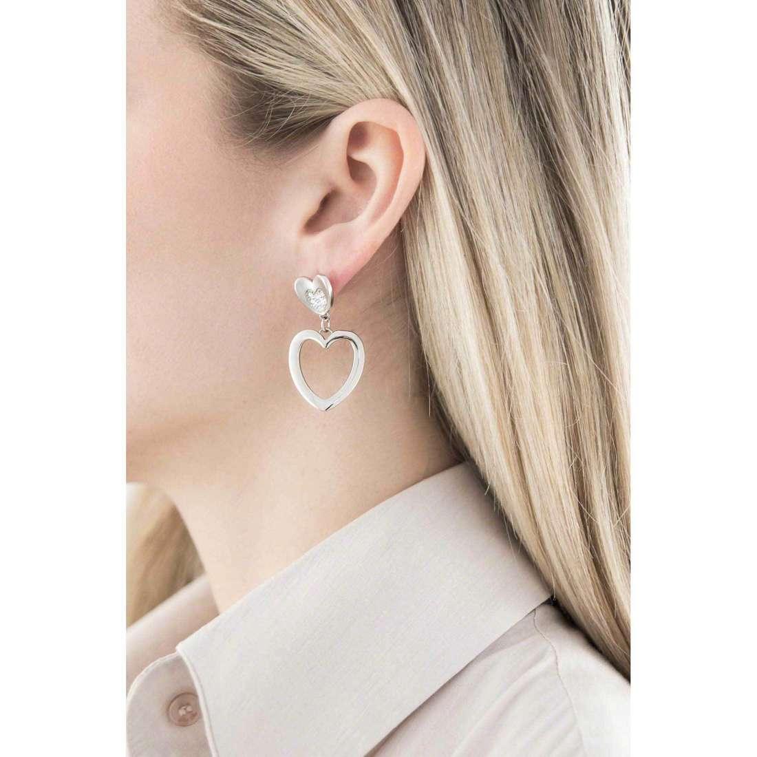 Morellato earrings Sogno woman SUI05 indosso