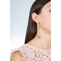 ear-rings woman jewellery Nomination Roseblush 131408/011