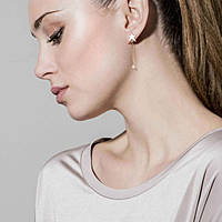 ear-rings woman jewellery Nomination Stella 146717/011