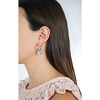 ear-rings woman jewellery Ops Objects Glitter OPSOR-434