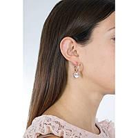 ear-rings woman jewellery Ops Objects Glitter OPSOR-435