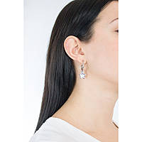 ear-rings woman jewellery Ops Objects Glitter OPSOR-436