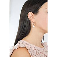 ear-rings woman jewellery Ops Objects Glitter OPSOR-437