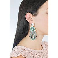 ear-rings woman jewellery Ottaviani 500076O