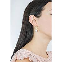 ear-rings woman jewellery Ottaviani 500153O