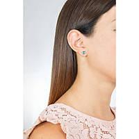ear-rings woman jewellery Rebecca Boulevard Stone BBYOBT01