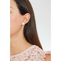 ear-rings woman jewellery Rebecca Boulevard Stone BBYOBT10