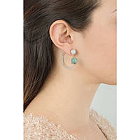ear-rings woman jewellery Rebecca Boulevard Stone BHBOBT26