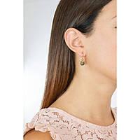 ear-rings woman jewellery Rebecca Boulevard Stone BHBOOS01