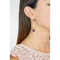 ear-rings woman jewellery Rebecca Boulevard Stone BHBORA17