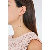 ear-rings woman jewellery Rebecca Boulevard Stone BHBORQ18