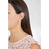 ear-rings woman jewellery Rebecca Boulevard Stone BHBORR30