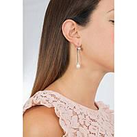 ear-rings woman jewellery Rebecca Hollywood Pearl BHOOBB23