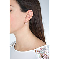 ear-rings woman jewellery Rebecca Hollywood Stone BHSORQ01