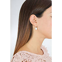 ear-rings woman jewellery Rebecca Myworldsilver SWROAA01