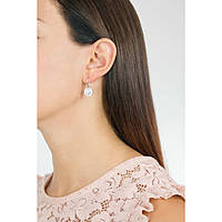 ear-rings woman jewellery Rebecca Myworldsilver SWROAP16