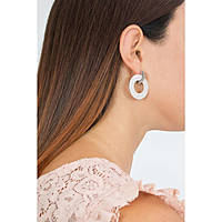 ear-rings woman jewellery Rebecca Zero BRZOXB04