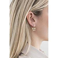 ear-rings woman jewellery Sagapò BUTTERFLY SBF21