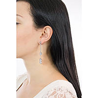 ear-rings woman jewellery Sagapò Echo SEH23
