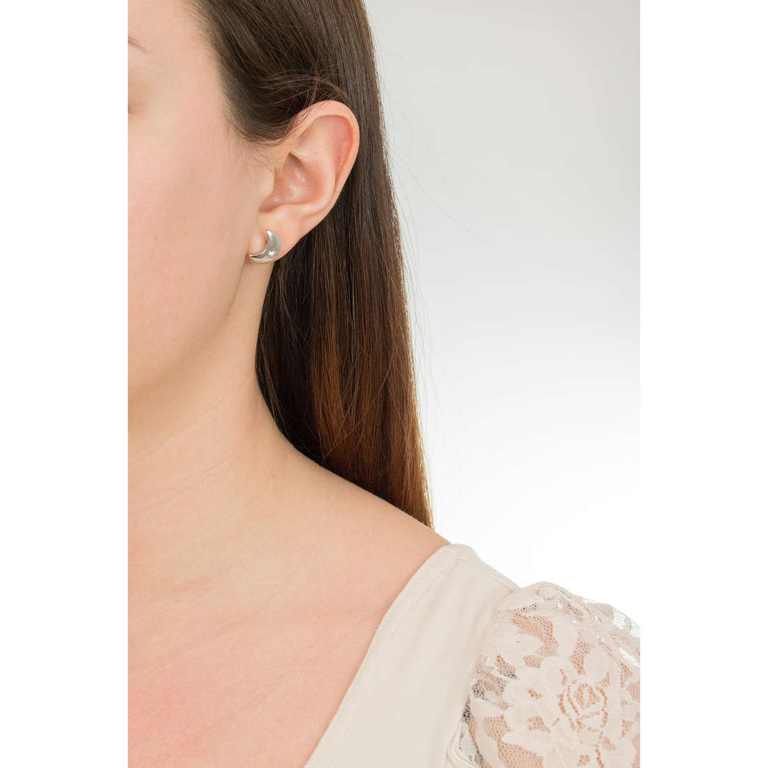 Sagapò earrings Estrella woman SRE31 indosso