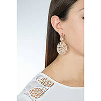 ear-rings woman jewellery Sagapò Flower SFL23