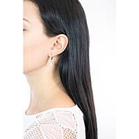 ear-rings woman jewellery Swarovski Attract Trilogy 5416155