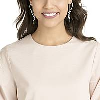 ear-rings woman jewellery Swarovski Lemon 5368895