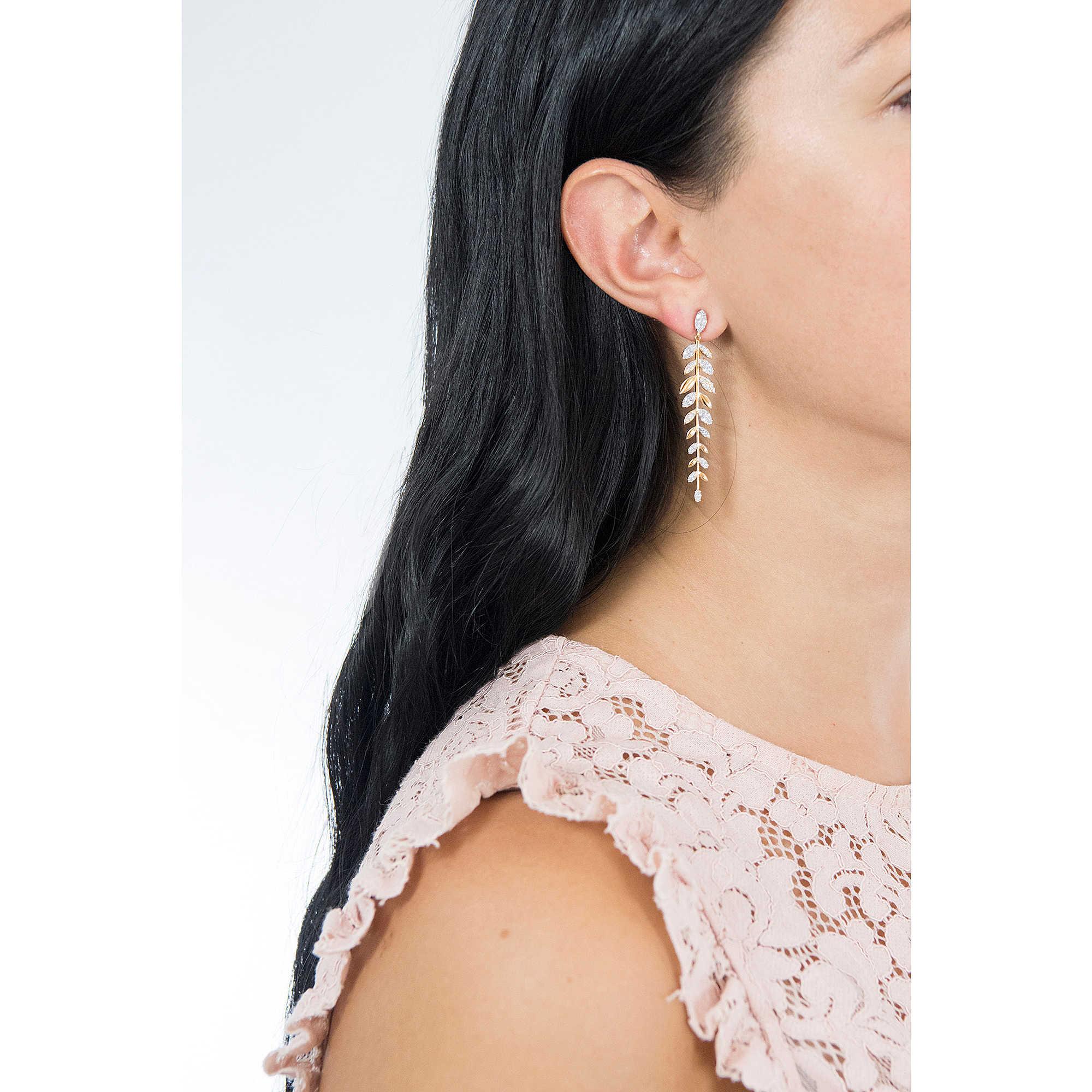 3c9709b823 ear-rings woman jewellery Swarovski Mayfly 5410410 earrings Swarovski
