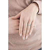 Fingerring frau Schmuck Morellato Love Rings SNA26012