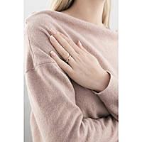 Fingerring frau Schmuck Morellato Love Rings SNA28012